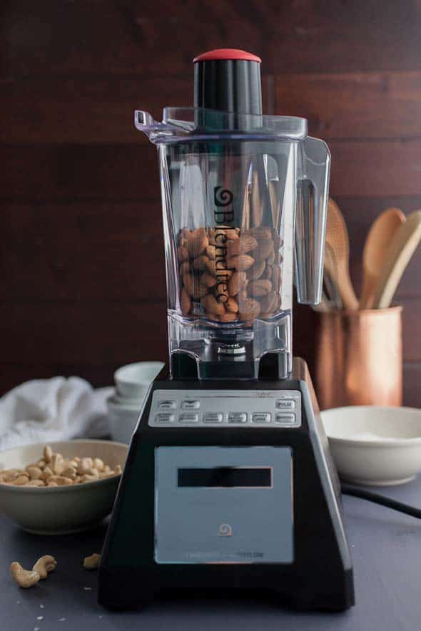 Blendtec Blender and Twister Jar Pin it to Win it Giveaway on gourmandeinthekitchen.com