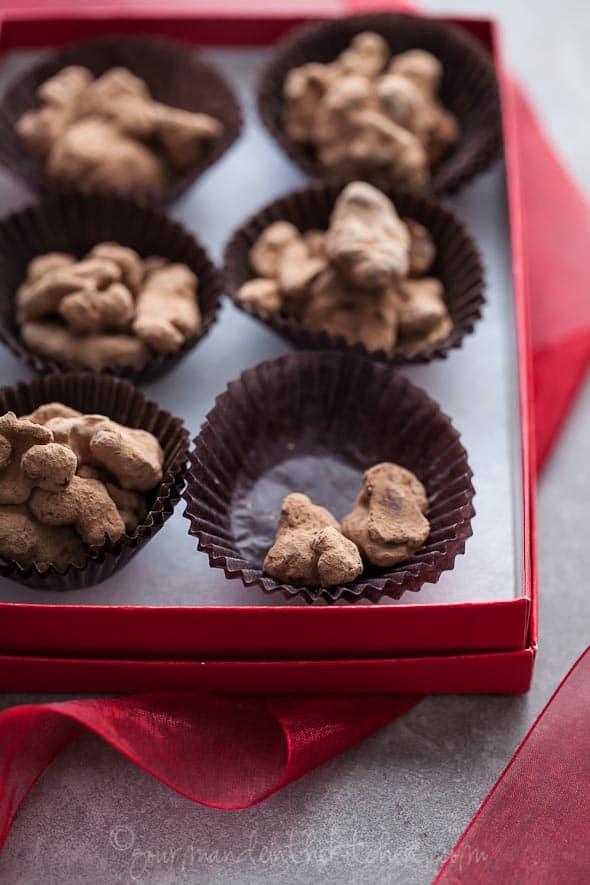 chocolate walnuts