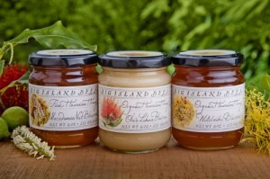 Honey Sampler 3 Pack from Big Island Bees