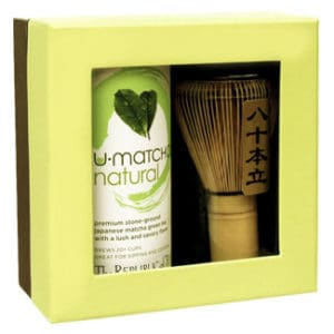 umatcha tea set