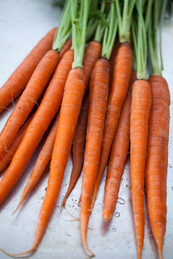carrots, produce, raw, food photography