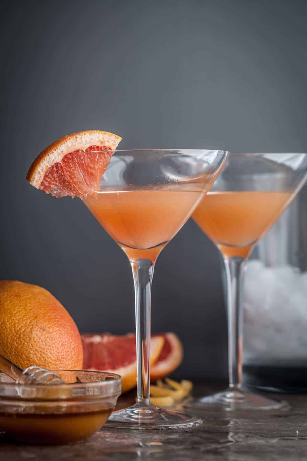 The Brown Derby | An Old Fashioned Bourbon Grapefruit ...