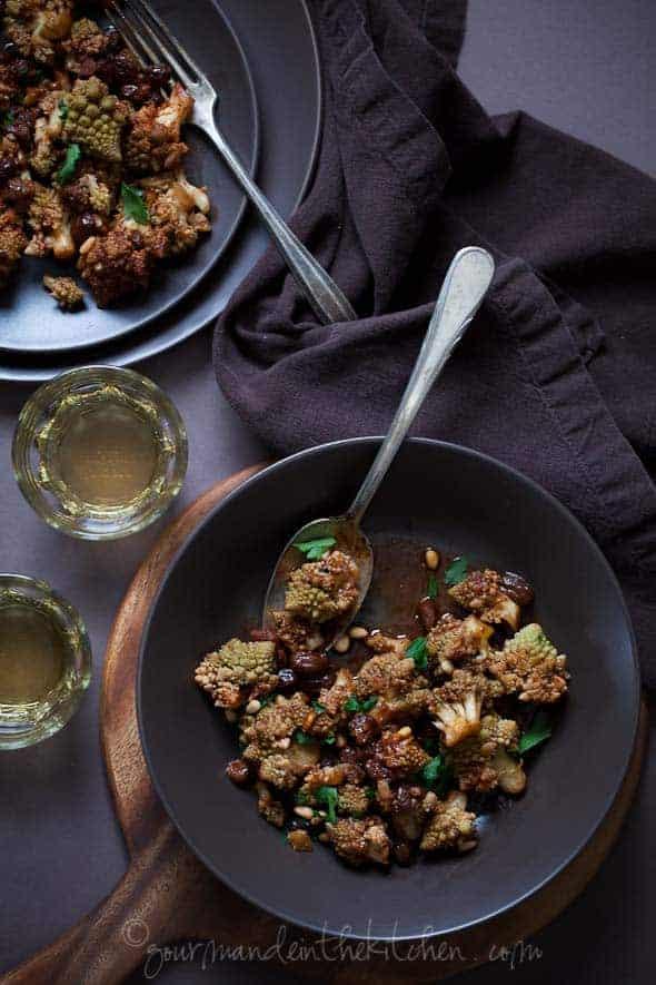 Romanesco Cauliflower, Roman Cauliflower, Roman Broccoli, Italian Cauliflower Recipe