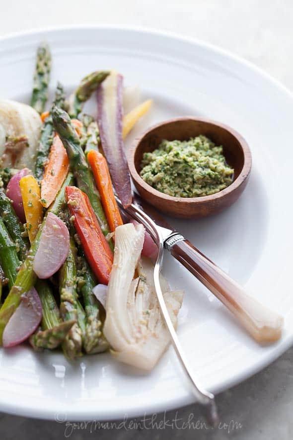 glazed vegetables, braised vegetables, glazed carrots, braised carrots, braised radishes, glazed radishes, spring vegetable recipes, paleo vegetable recipe, vegetarian recipe, easy vegetable side dish