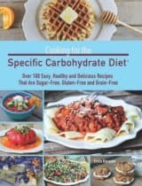Cooking for the Specific Carbohydrate Diet | An Interview with the Author and a Giveaway