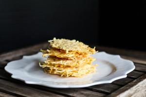 Parmesan Crisps SCD