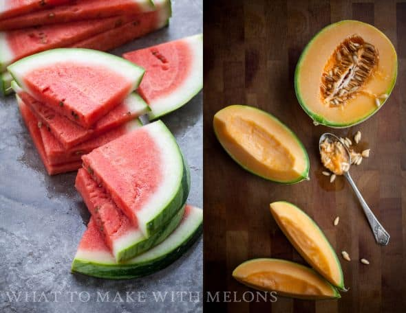 What to Make with Melons – Tips for Selecting, Storing and Preparing ...