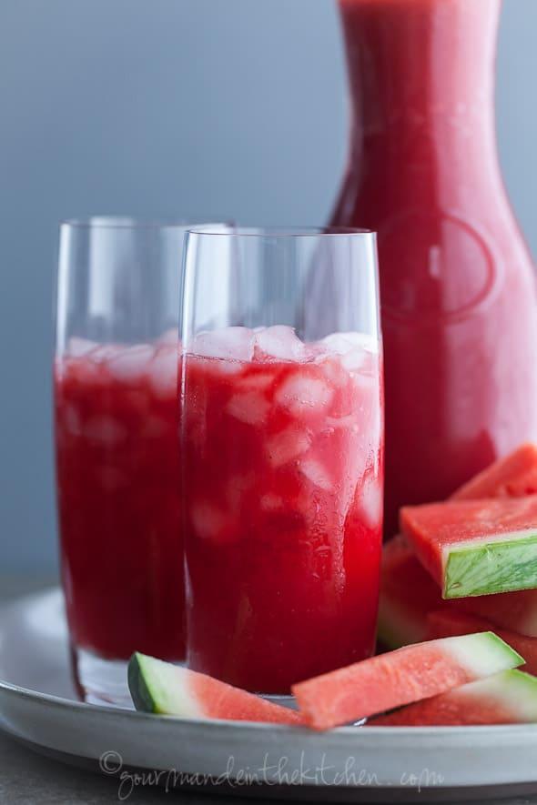 watermelon lemonade, lemonade recipe