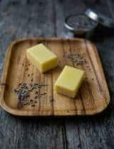 Lavender Lotion Bars | Healthy Homemade Series Part 3
