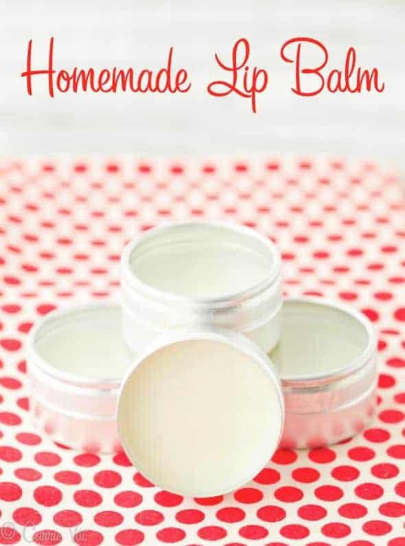 Homemade Lip Balm Recipe | Healthy