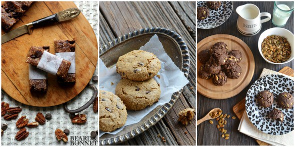grain-free holiday cookies