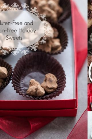 50 Favorite Gluten-Free and Grain-Free Desserts and Sweets for the Holidays
