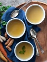 Restorative Vegetable Broth | A Nourishing and Cleansing Soup