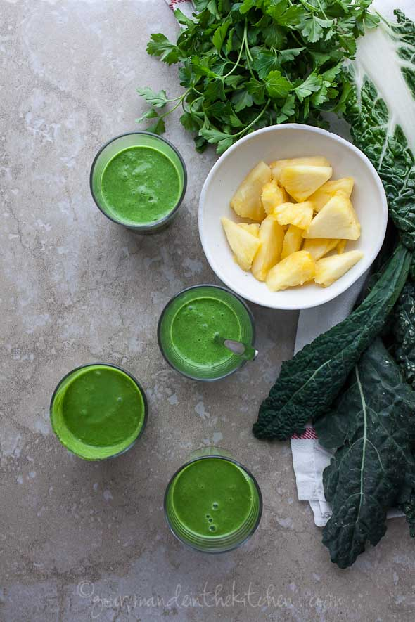 green smoothie recipe, paleo recipe, green drink