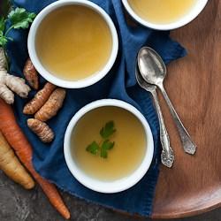 detox vegetable broth, mineral rich vegetable broth, healing vegetable broth