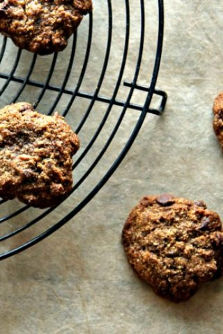 Grain-Free Fair-Trade Chocolate Chip Cookies from One Simple Change