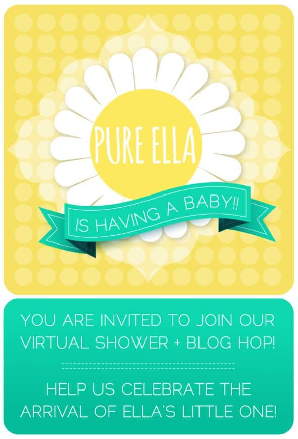 pure ella baby shower