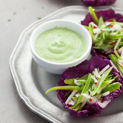 Fresh Herb Aïoli with Spring Vegetables | Le Grand Aïoli ...