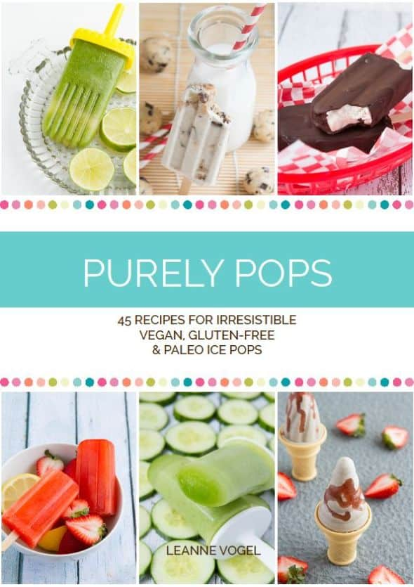 45 popsicle recipes, popsicle recipes, ice pop recipes, popsicle book