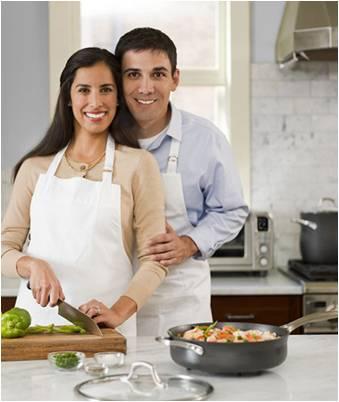 Calphalon #CouplesCooking, Calphalon, Couples Cooking