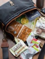 Travel Snack Ideas