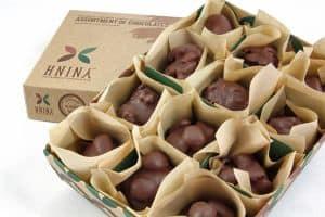 Hnina Chocolates, raw chocolates, chocolate truffles