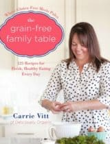 "Cauliflower ""Fried Rice"" From The Grain-Free Family Table 