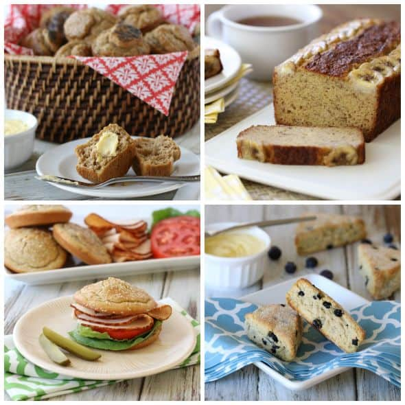 Recipes from Everyday Grain-Free Baking