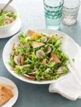 Spring Fattoush Salad (Grain-Free)