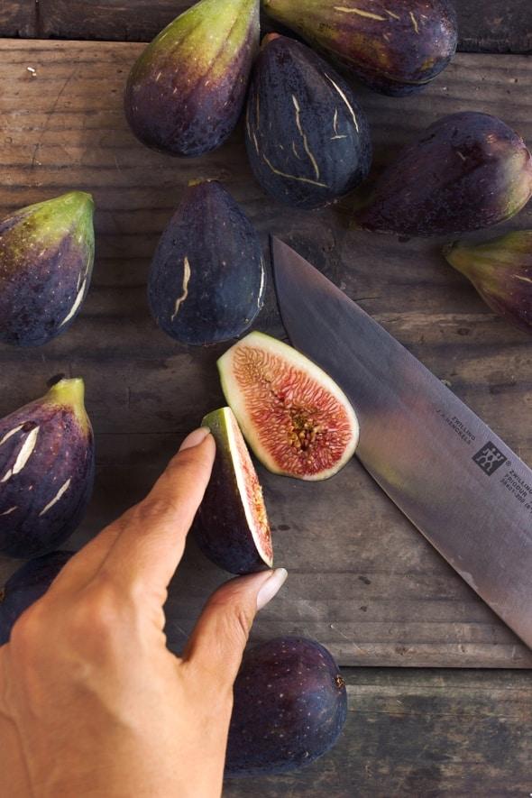 Caramelized Fig Ice Cream