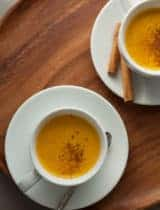 Sweet Potato Pie Spiced Turmeric Milk