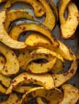 Fiery Roasted Winter Squash Medley