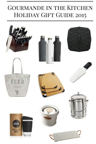 10 Gift Ideas for the Cook or Food and Drink Lover