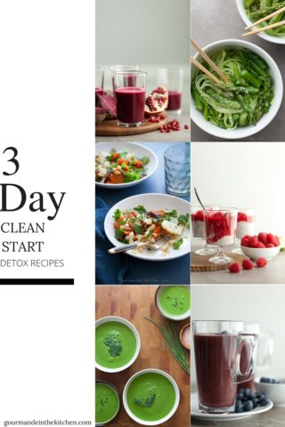 3 Day Clean Start Real Food Detox