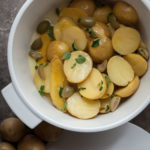 Greek Style Lemon Potatoes