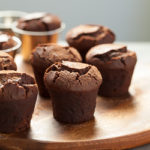 Bittersweet Chocolate Bouchons