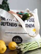 5 Simple Ways to Shop Greener at the Grocery Store and $100 Gift Card to Whole Foods Market