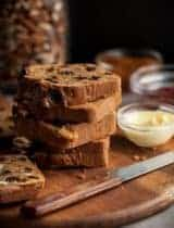 Gluten-Free Fruit and Nut Bread (Paleo)
