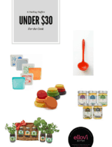 6 Stocking Stuffers under $30 For the Cook
