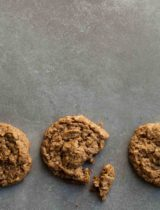 Chai Spice No-Oatmeal Raisin Cookies (Vegan, Paleo)