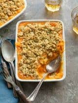 Sweet Potato Butternut Squash Gratin (Paleo, Vegan)