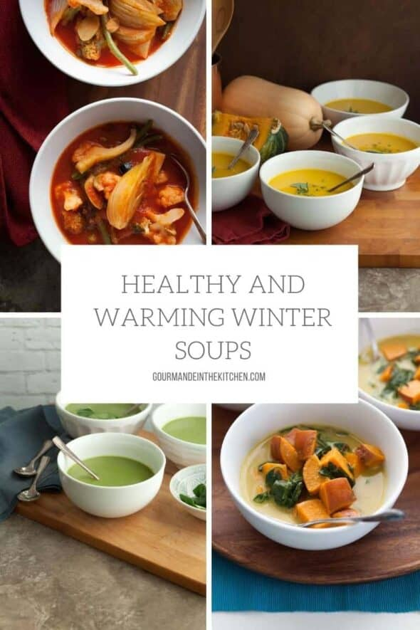 10 Healthy and Warming Winter Soups