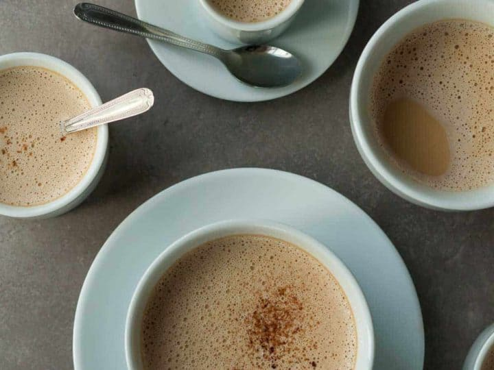 Cardamom Spiced Dandelion Root Latte (Paleo, Vegan)