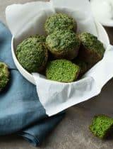 Mini Fresh Herb Frittatas (Kuku Sabzi)