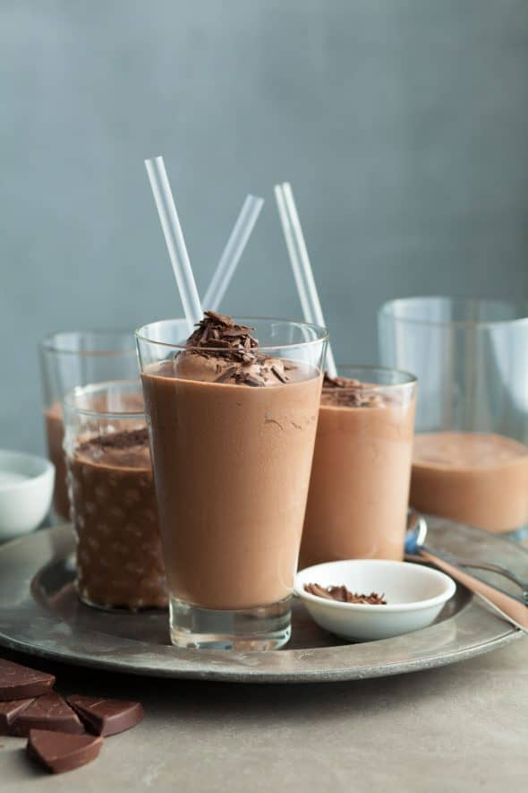 Mexican Frozen Hot Chocolate Recipe