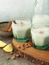 Spanish Style Tigernut Coconut Horchata (Paleo, Vegan)