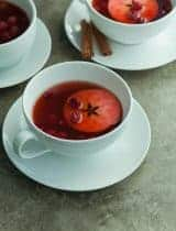 Chai Spiced Cranberry Apple Cider