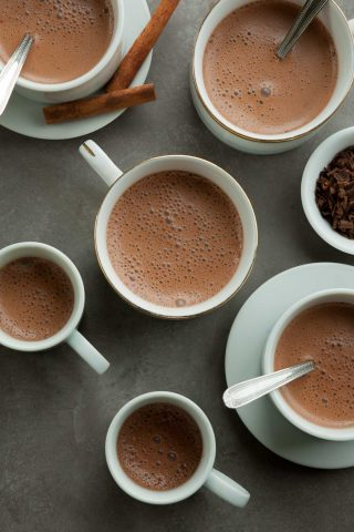 Gingerbread Spice Hot Cocoa Mix (Paleo, Vegan)