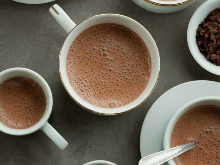Gingerbread Spice Hot Cocoa Mix (Dairy-Free)