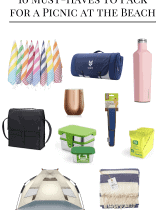10 Must-Haves to Pack for a Picnic at the Beach